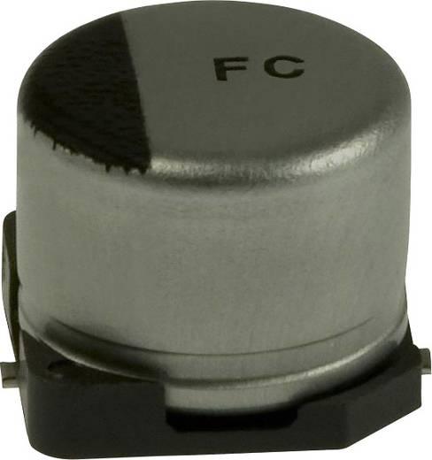 Elektrolit kondenzátor SMD 68 µF 6.3 V 20 % (Ø) 6.3 mm Panasonic EEV-FC0J680P 1 db