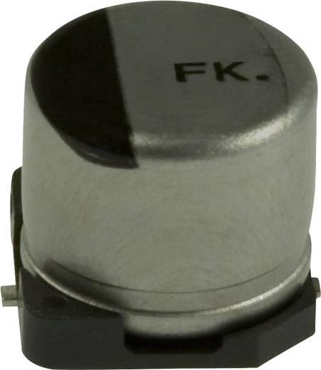 Elektrolit kondenzátor SMD 220 µF 10 V 20 % (Ø) 6.3 mm Panasonic EEE-FKA221XAP 1 db