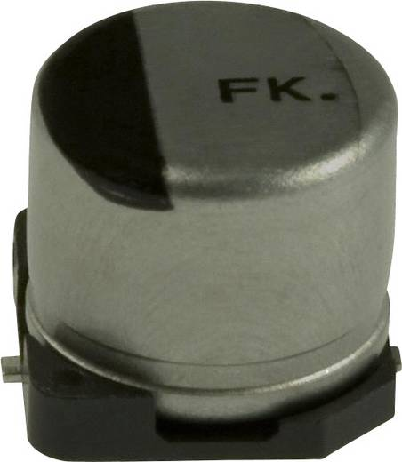Elektrolit kondenzátor SMD 330 µF 6.3 V 20 % (Ø) 6.3 mm Panasonic EEE-FK0J331XP 1 db