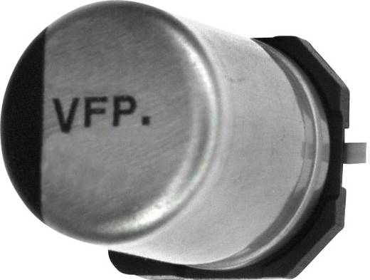 Elektrolit kondenzátor SMD 1200 µF 10 V 20 % (Ø) 10 mm Panasonic EEE-FPA122UAP 1 db