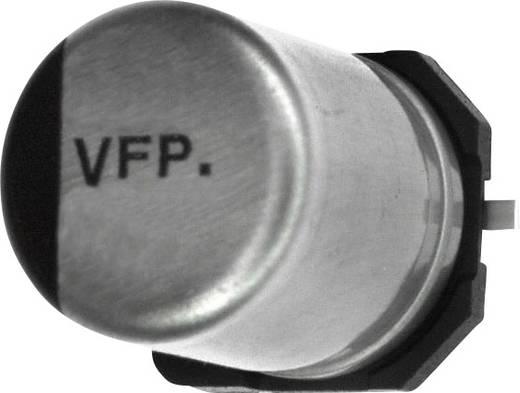 Elektrolit kondenzátor SMD 47 µF 25 V 20 % (Ø) 6.3 mm Panasonic EEE-FP1E470AP 1 db