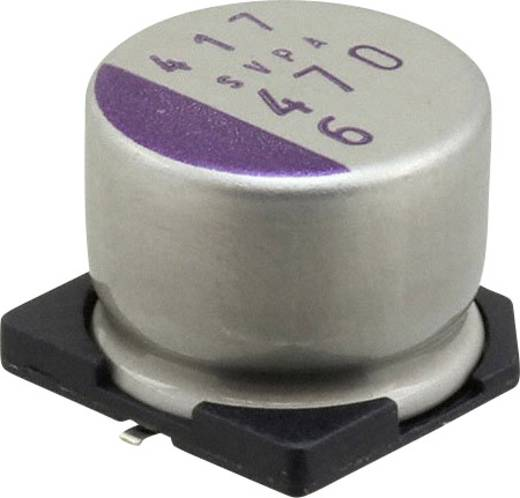 Elektrolit kondenzátor SMD 680 µF 4 V 20 % (Ø) 10 mm Panasonic 4SVPA680M 1 db