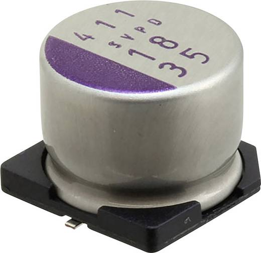 Elektrolit kondenzátor SMD 18 µF