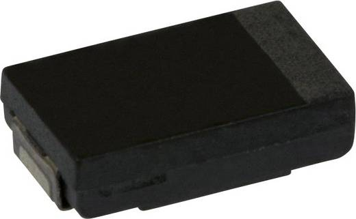 Elektrolit kondenzátor SMD 220 µF 2 V 20 % Panasonic EEF-SX0D221R 1 db