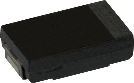 Elektrolit kondenzátor SMD 220 µF 2.5 V 20 % Panasonic EEF-SX0E221R 1 db