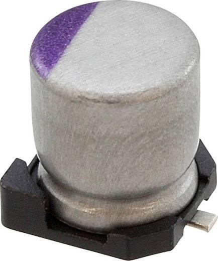 Elektrolit kondenzátor SMD 27 µF 25 V 20 % (Ø) 5 mm Panasonic 25SVPF27MX 1 db