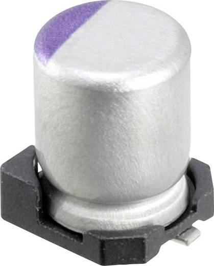 Elektrolit kondenzátor SMD 15 µF