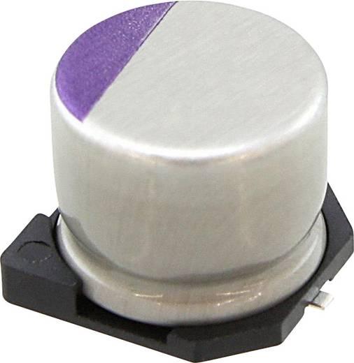 Elektrolit kondenzátor SMD 120 µF 10 V 20 % (Ø) 8 mm Panasonic 10SVP120M 1 db