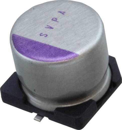 Elektrolit kondenzátor SMD 47 µF 20 V 20 % (Ø) 8 mm Panasonic 20SVPA47M 1 db