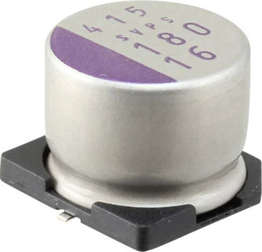 Elektrolit kondenzátor SMD 180 µF 16 V 20 % (Ø) 10 mm Panasonic 16SVPS180M 1 db