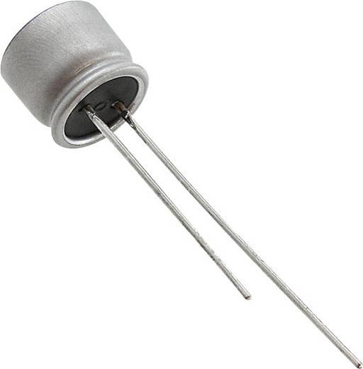 Elektrolit kondenzátor Radiális kivezetéssel 3.5 mm 820 µF 2.5 V 20 % (Ø) 8 mm Panasonic 2SEPC820MD 1 db
