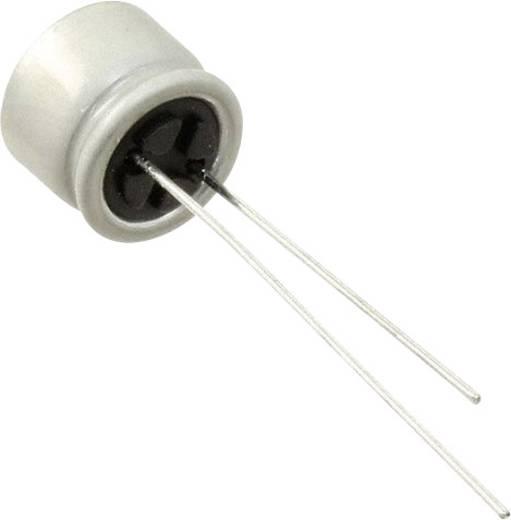 Elektrolit kondenzátor Radiális kivezetéssel 3.5 mm 47 µF 20 V 20 % (Ø) 8 mm Panasonic 20SEQP47M 1 db