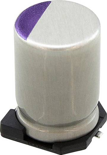 Elektrolit kondenzátor SMD 560 µF 4 V 20 % (Ø x H) 8 mm x 7.3 mm Panasonic 4SVPC560MX 1 db
