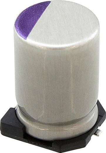 Elektrolit kondenzátor SMD 820 µF
