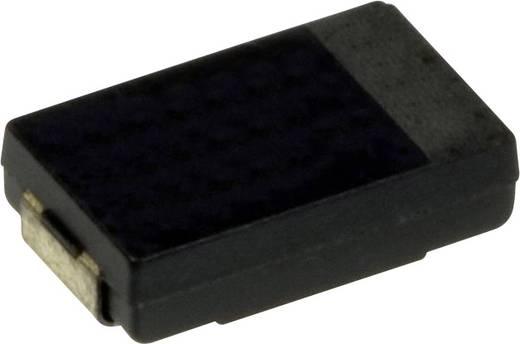Elektrolit kondenzátor SMD 220 µF 2.5 V 20 % Panasonic EEF-CX0E221R 1 db
