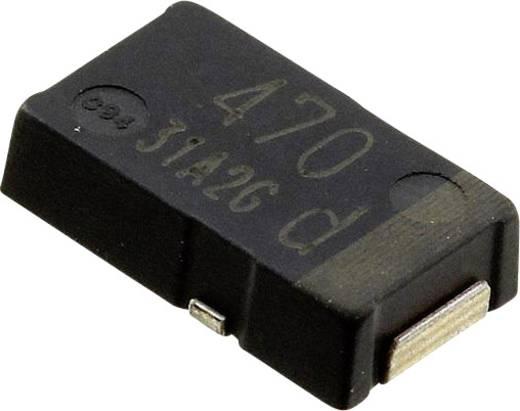 Elektrolit kondenzátor SMD 470 µF 2 V 20 % Panasonic EEF-GX0D471L 1 db