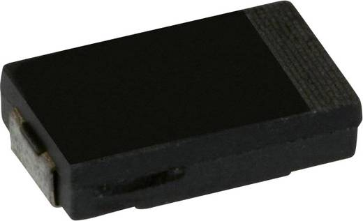 Elektrolit kondenzátor SMD 100 µF 2 V 20 % Panasonic EEF-CD0D101R 1 db