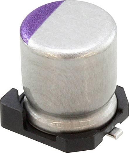 Elektrolit kondenzátor SMD 220 µF 6.3 V 20 % (Ø) 6.3 mm Panasonic 6SVPE220M 1 db