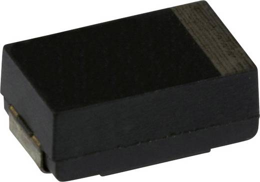 Elektrolit kondenzátor SMD 100 µF 6.3 V 20 % Panasonic EEF-UD0J101R 1 db