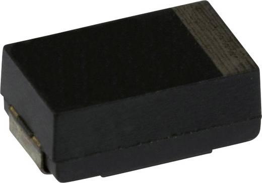 Elektrolit kondenzátor SMD 220 µF 2.5 V 20 % Panasonic EEF-UD0E221LR 1 db