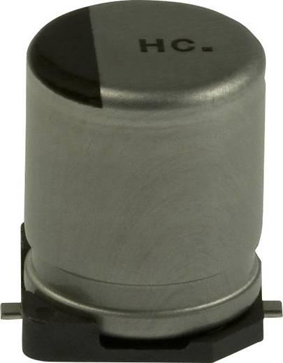 Elektrolit kondenzátor SMD 330 µF