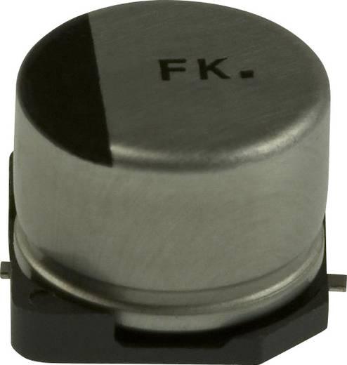 Elektrolit kondenzátor SMD 10 µF 80 V 20 % (Ø) 8 mm Panasonic EEV-FK1K100P 1 db