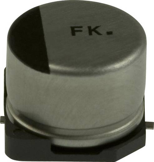 Elektrolit kondenzátor SMD 1000 µF 6.3 V 20 % (Ø) 8 mm Panasonic EEE-FK0J102GP 1 db