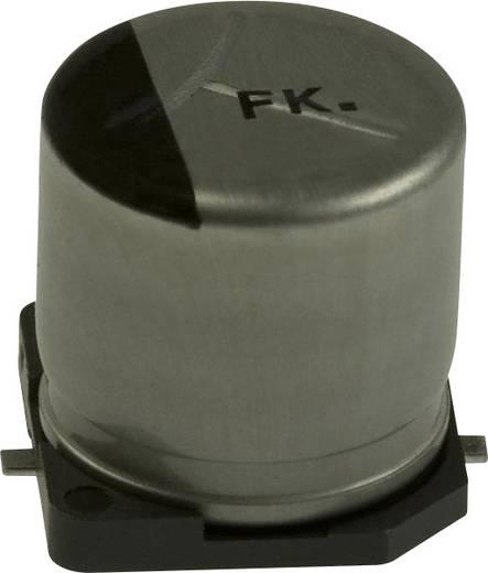 Elektrolit kondenzátor SMD 1500 µF 6.3 V 20 % (Ø) 10 mm Panasonic EEV-FK0J152P 1 db