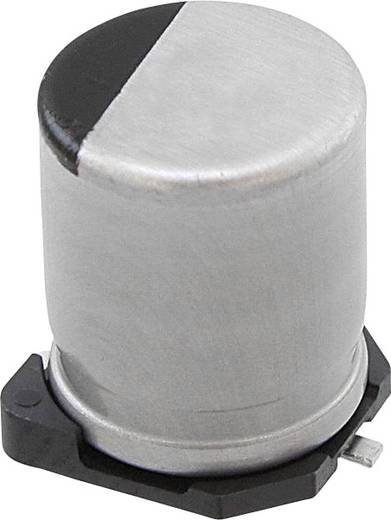 Elektrolit kondenzátor SMD 1000 µF 10 V 20 % (Ø) 8 mm Panasonic EEE-FT1A102AP 1 db