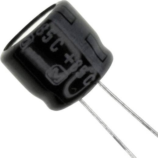 Elektrolit kondenzátor Radiális kivezetéssel 2.5 mm 33 µF 50 V 20 % (Ø) 8 mm Panasonic ECE-A1HKA330 1 db