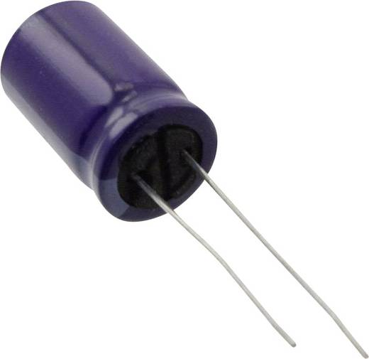 Elektrolit kondenzátor Radiális kivezetéssel 5 mm 47 µF 250 V 20 % (Ø) 12.5 mm Panasonic ECA-2EM470 1 db