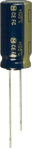 Elektrolit kondenzátor Radiális kivezetéssel 5 mm 390 µF 63 V 20 % (Ø) 12.5 mm Panasonic EEU-FC1J391 1 db