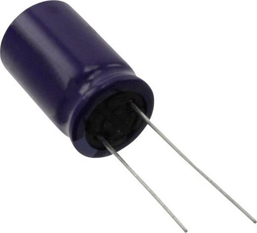 Elektrolit kondenzátor Radiális kivezetéssel 7.5 mm 1000 µF 63 V 20 % (Ø) 16 mm Panasonic ECA-1JM102 1 db