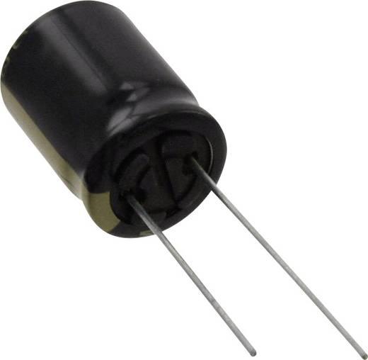 Elektrolit kondenzátor Radiális kivezetéssel 7.5 mm 1800 µF 25 V 20 % (Ø) 16 mm Panasonic EEU-FM1E182S 1 db