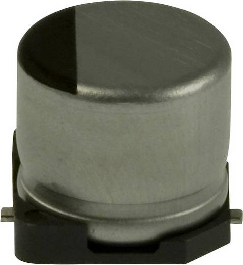 Elektrolit kondenzátor SMD 10 µF 50 V 20 % (Ø) 6.3 mm Panasonic EEE-1HA100AP 1 db