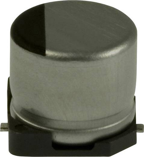 Elektrolit kondenzátor SMD 220 µF 6.3 V 20 % (Ø) 6.3 mm Panasonic EEE-0JA221WP 1 db