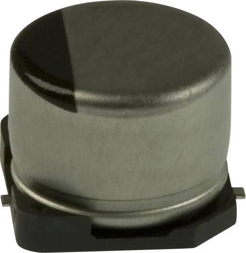 Elektrolit kondenzátor SMD 100 µF 25 V 20 % (Ø) 8 mm Panasonic ECE-V1EA101P 1 db
