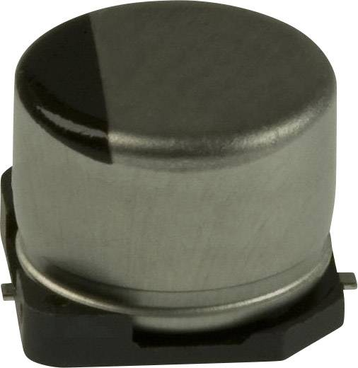Elektrolit kondenzátor SMD 100 µF 25 V 20 % (Ø) 8 mm Panasonic EEE-1EA101UAP 1 db