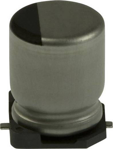 Elektrolit kondenzátor SMD 22 µF 63 V 20 % (Ø) 8 mm Panasonic EEV-HA1J220P 1 db