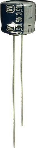 Elektrolit kondenzátor Radiális kivezetéssel 3.5 mm 22 µF 50 V 20 % (Ø) 8 mm Panasonic ECE-A1HKG220 1 db