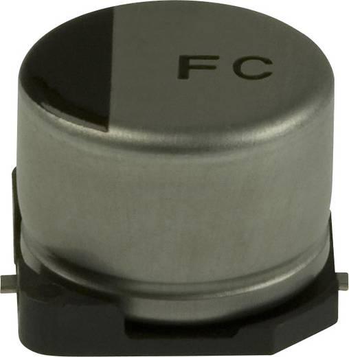 Elektrolit kondenzátor SMD 220 µF 6.3 V 20 % (Ø) 8 mm Panasonic EEE-FC0J221P 1 db
