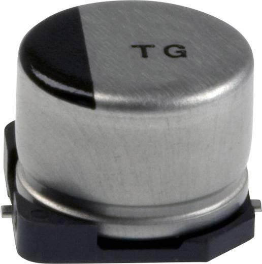 Elektrolit kondenzátor SMD 100 µF 25 V 20 % (Ø x H) 8 mm x 7.3 mm Panasonic EEV-TG1E101UP 1 db
