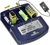 AccuPower IQ338XL NiCd, NiMH, Lítiumion 10340, 10350, 10440, 10500, 12500, 12650, 13500, 13650, 14500, 14650, 16340, 166 AccuPower