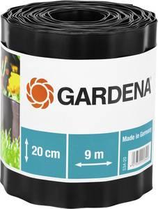 Gardena ágyáskeret, ágyásszegély 9m x 20cm, barna színű Gardena 534 GARDENA