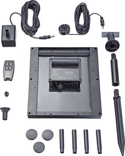Napelemes szökőkút szivattyú rendszer, Pontec PondoSolar 250 Control 43324