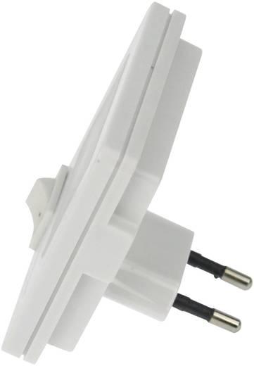 LED-es éjszakai fény mozgásérzékelővel, kapcsolóval, Heitronic 47202
