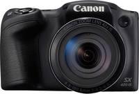 Digitális kamera Canon SX420 IS 20 MPix Optikai zoom: 42 x Fekete Canon