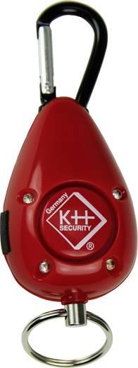 Táskariasztó, pánikriasztó LED-el, kh-security 100189