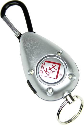 Táskariasztó, pánikriasztó LED-el, kh-security 10019