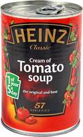 Álcázott dobozszéf, trezor, Heinz Tomato Soup, kh-security 370178 (370178) kh-security